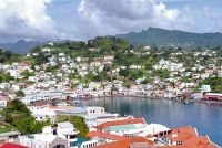 Grenada's capital, St. George's